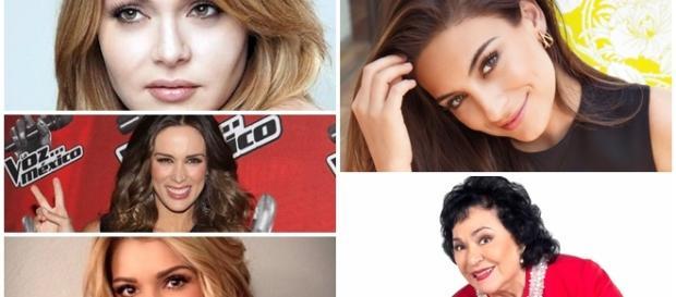 Estas atrizes se viram em grandes polêmicas.