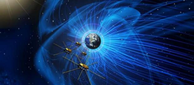 Fenomen observat in premiera de NASA