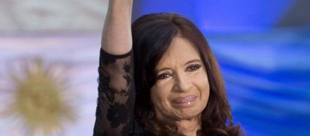 Ex presidente dell'Argentina, Cristina Kirchner.