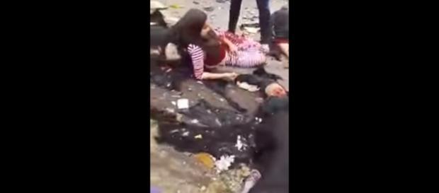 Największy zamach terrorystyczyny w Bagdadzie.