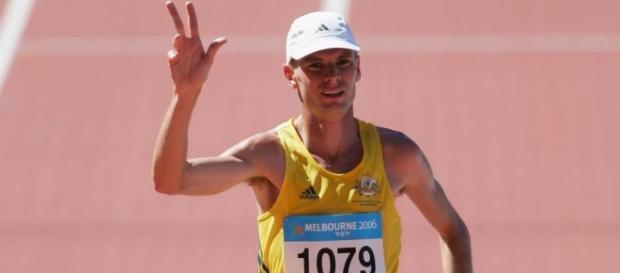 Scott quer conquistar o ouro olímpico.
