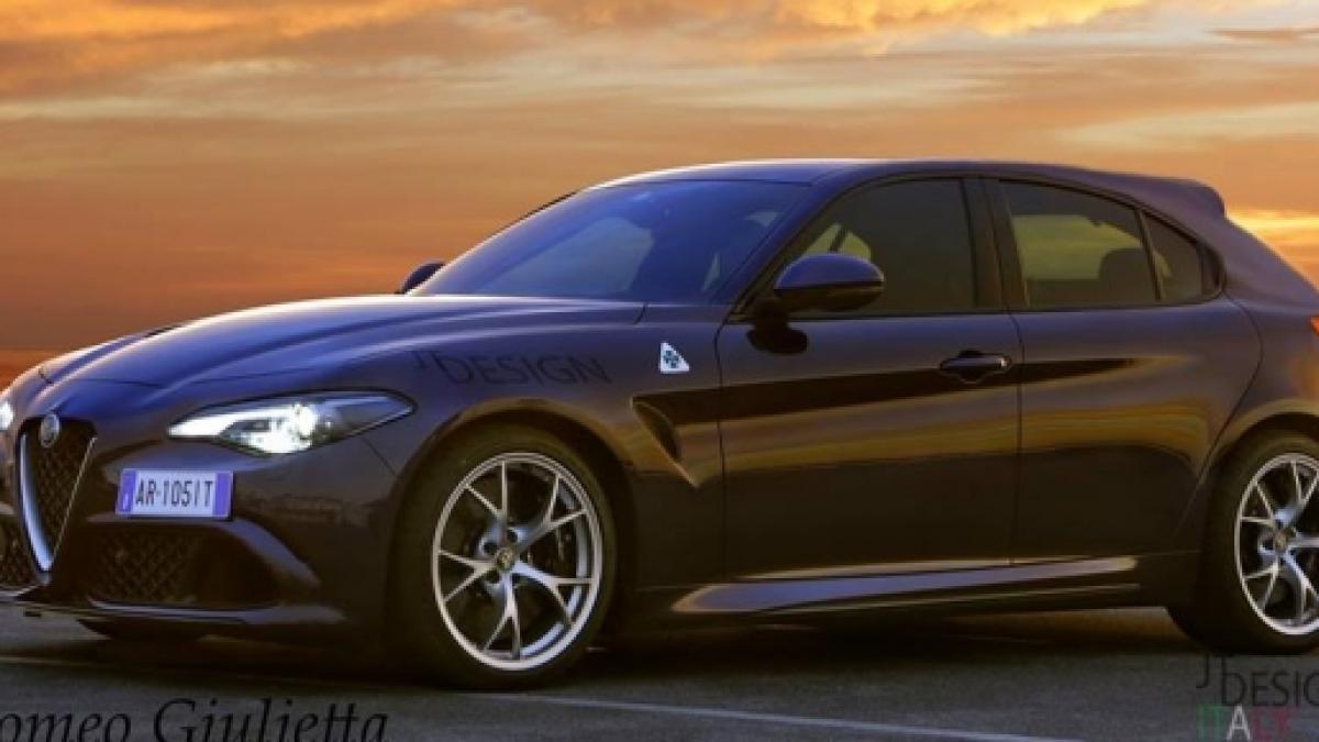 Alfa Giulietta 2019 >> Alfa Romeo Giulietta 2018 Un Nuovo Render Stupisce Il Web