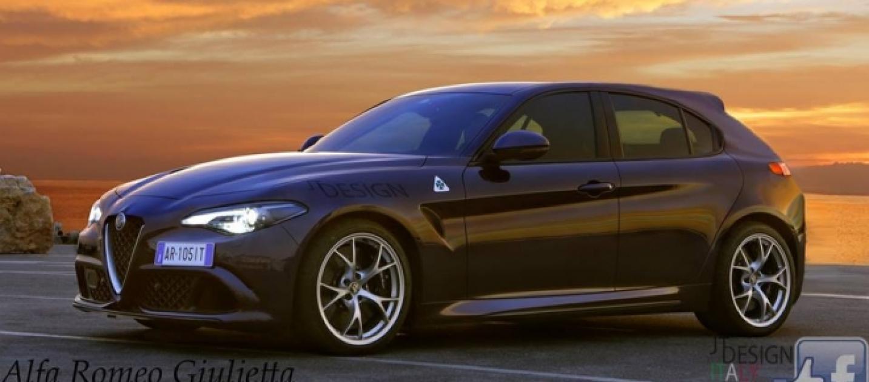 Alfa Giulietta 2019 >> Alfa Romeo Giulietta 2018: un nuovo render stupisce il web