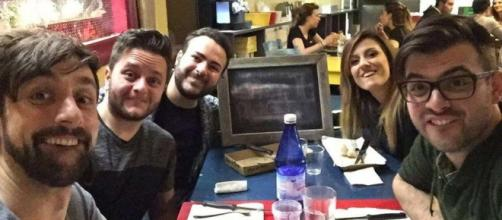 Amici, Daniele dei La Rua: la particolare reazione all'addio