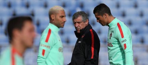 As escolhas de Fernando Santos levantaram dúvidas