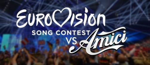Ascolti tv del 14 maggio: eurovision vs amici 15