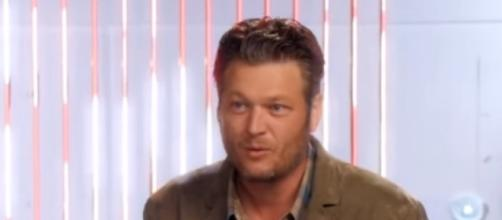 Blake Shelton from an YouTube video