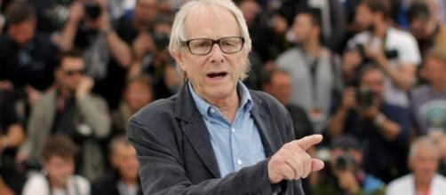 Il noto regista inglese Ken Loach