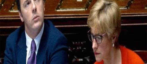 La ministra della Difesa Pinotti al centro dello scandalo.