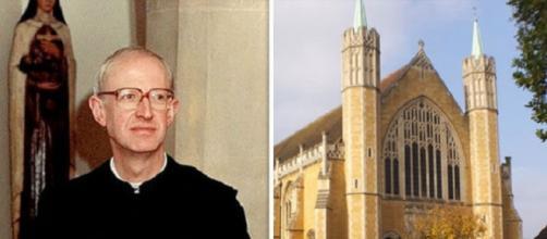 Lawrence Soper sacerdote britanico