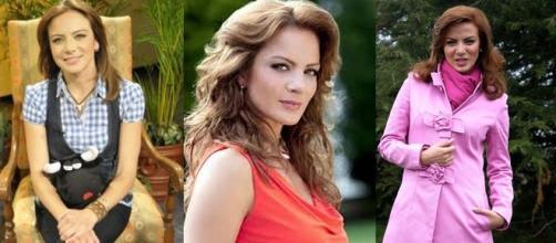 """Silvia Navarro de """"Meu Coração é Teu"""" e suas personagens em outras novelas."""