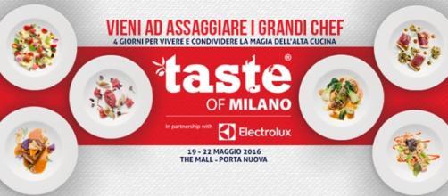 Taste Of Milano 2016, dal 19 al 22 maggio l'alta cucina è servita