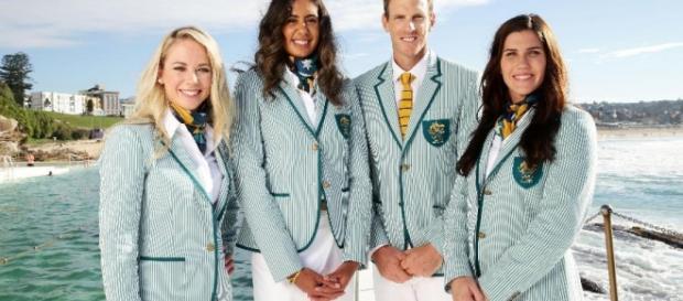 A equipe australiana receberá camisinhas anti-zika, nas olimpíadas.