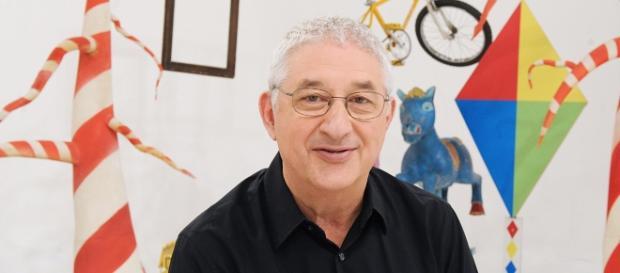 Adrián Paenza, conductor de 'Científicos Industria Argentina'