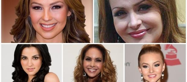 As protagonistas das novelas mexicanas exibidas no SBT mais amadas pelo público