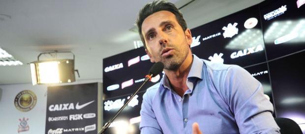 Edu Gaspar fala sobre os últimos detalhes da negociação
