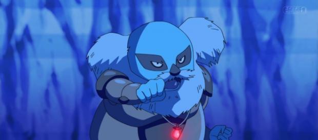 Oji-chan, el guerrero del planeta Potofú