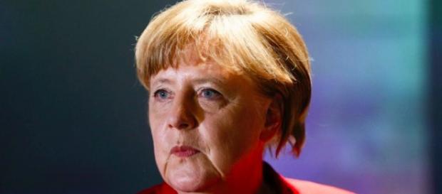 Una testa di maiale ritrovata nell'ufficio dove la Merkel ha iniziato la sua carriera.