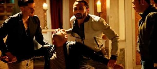 Colpo di scena: Ciro fa ammazzare Salvatore Conte.