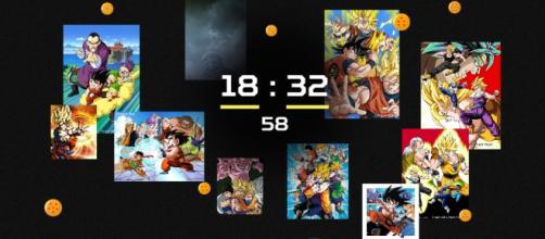 Cuenta regresiva de Bandai Namco y Toei animation.