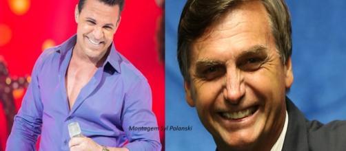 Eduardo é mais um dos admiradores famosos de Jair Bolsonaro