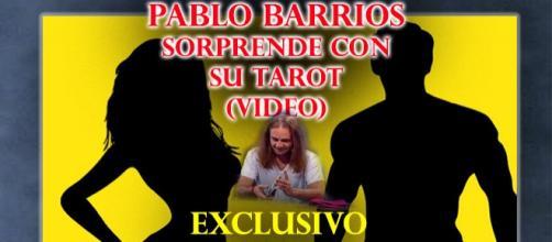 Lectura de tarot por Pablo Barrios