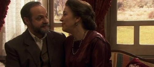Raimundo Ulloa e Donna Francisca tornano di nuovo insieme.