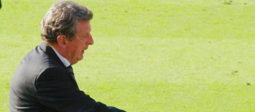 Roy Hodgson. 2009 / Photo by Nick, via Flickr CC 2.0