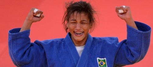 Sarah é esperança de ouro para o Brasil