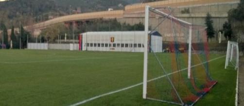 'Signorini', campo di allenamento del Genoa