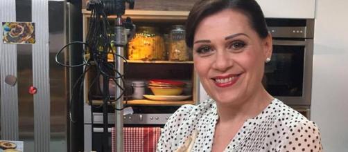 Sonia Peronaci su Rete4 con Le Ricette di Sonia