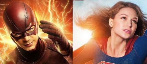 Source: Supergirl / the Flash crossover as seen on a Youtube video.