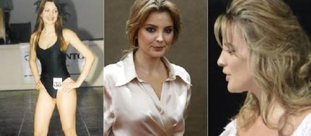 A esposa de Michel Temer chantageada.