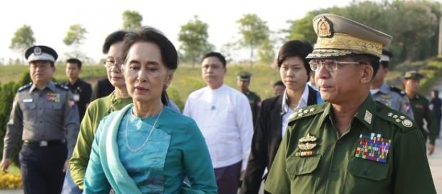 Aung San Suu Kyi non riconosce i Rohingya