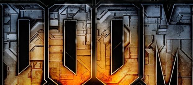 Classic Doom logo courtesy of YouTube