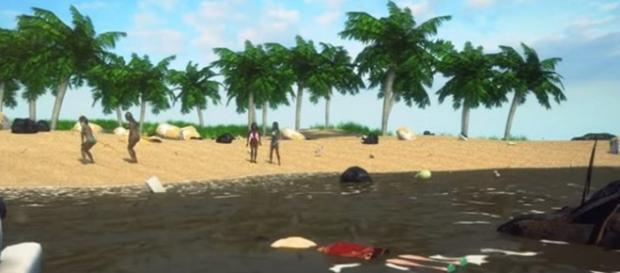 Condição das águas do Rio já foi ironizada