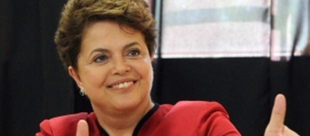 Dilma Rousseff já pensa em renúncia.