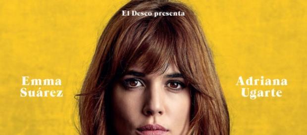 """Fragmento del cartel oficial de """"Julieta"""" de Pedro Almodóvar"""
