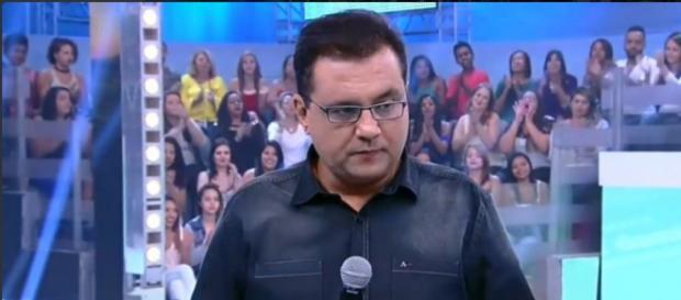Geraldo Luís volta para o Domingo Show (Reprodução/Record)