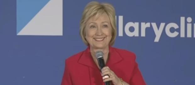 Hillary Clinton campaign, via YouTube