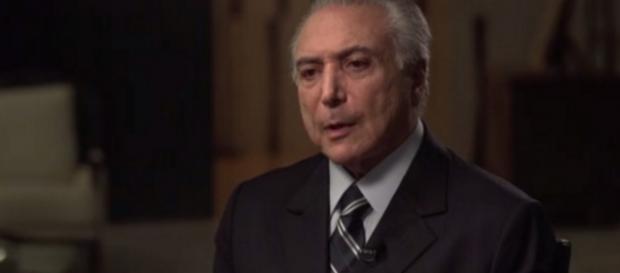 Michel Temer - Foto/Reprodução: Rede Globo