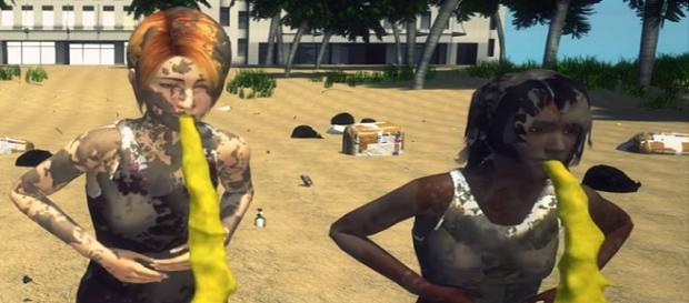 Primeira animação revoltou cariocas