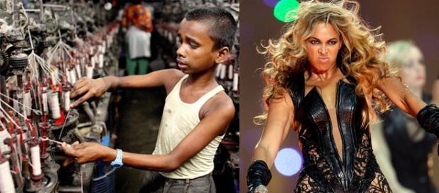 Site diz que Beyoncé escraviza pessoas