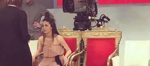 """Giulia De Lellis pronta per il trono di """"Uomini e Donne"""""""