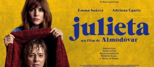 Julieta y Almodovar triunfan en Cannes