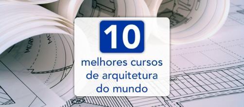 Melhores cursos de Arquitetura do mundo. Foto: Reprodução Crafthubs.