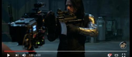 Presentan nuevo video de 'Civil War' con escenas eliminadas del set de rodaje