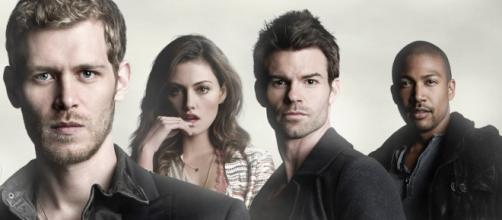 The originals é produzido pelo canal CW.