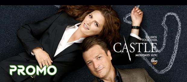 Castle promo poster (Credit YouTube)