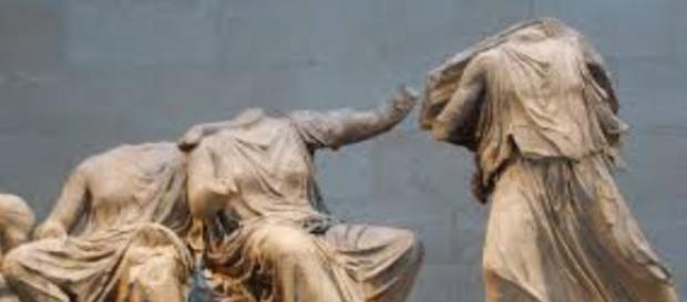 Elgin Marbles, British Museum Creative Commons
